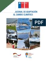 Plan Nacional Adaptacion Cambio Climatico Chile