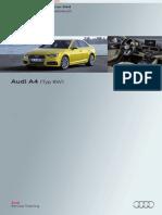 Ssp644 Audi a4 Type 8w