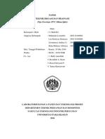 Paper Teknik Irigasi dan Drainase