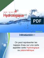Carte Hydrologique