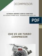 Turbocompresor Expo