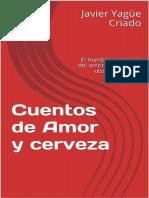 Cuentos de Amor y Cerveza_ El h - Javier Yague Criado