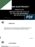 MEI-Clase X Proteccion de Transformadores de Ptencia