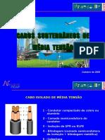 Cabos Subterranea de Media Tensao