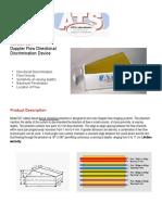 Model 527 Data Sheet