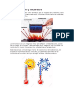 Fisica de temperatura