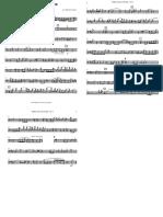 Chega de Saudade - Trombone 3