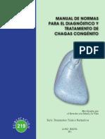Manual Chagas Congénito bolivia