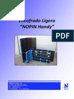 Manual Encofrado HANDY 2014