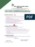 Peraturan Lab