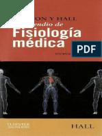 311720371 Compendio de Fisiologia Medica de Guyton y Hall 12º Edicion