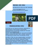 Exu Mangueira