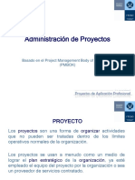 administracion de proyectos