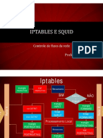 Iptables E Squid Aula 4