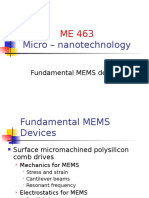 Mems Devices