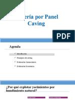 Minería por Panel Caving..pptx