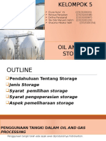 Oil and Gas Storage R