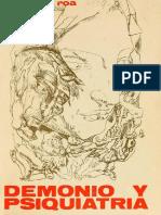 Roa - Demonio y Psiquiatría (Cap. 1 y 2)