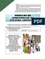 Modulo CA 10 Al 18 2016