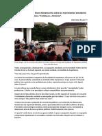 João Rovati sobre ocupações na UFRGS