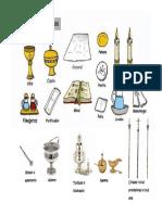 objetos liturgicos