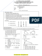Latihan Soal UAS Matematika Kelas 9 Semester ganjil.pdf