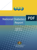 National Diabetes Registry Report Vol 1 2009 2012