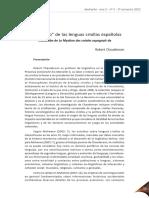 El misterio de las lenguas criollas españolas.pdf