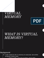Chapter 9 - Virtual Memory Final