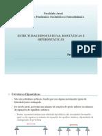 Aula3 Estruturas Hipostaticas Isostaticas Hiperestaticas