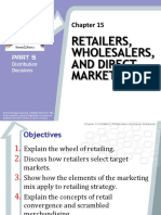10 - Retailers, Wholesalers, And DM