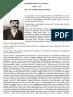 12 Eylül Mahkemelerinde PKK Savunmaları