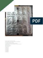 Dengue Medicine
