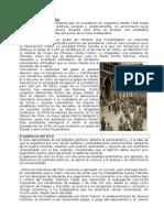 Dossier sobre Peronismo