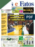 Jornal Atos e Fatos Ed. 679 - 18-06-2010