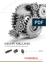 Gear Milling Tools