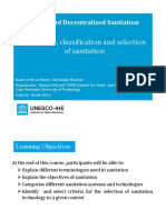 Objectives, Classification and Selection_GDS