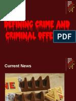 unit 3  introduction to criminal law