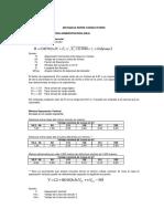 Distancias Entre Conductores(Segun Varias Normas)