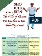 Tensho Hakucho Papuren Karate Katas