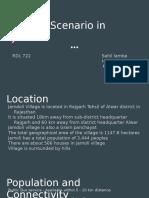 Rural development RDL722
