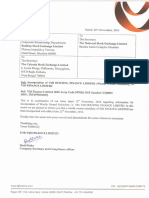 Incorporation of VIJI HOUSING FINANCE LTD (Wholly Owned Subsidiary) of the Company [Company Update]