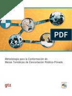 Sp Sl Metodologia Conformacion Mesas Tematicas Concertacion Publ