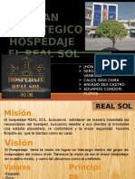 Plan Estrategico Hotelero