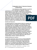 DavidBolaños DA MIV – U2 – Actividad integradora Fase 2- Recursos Humanos y Operaciones