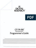 86 Programmers Guide