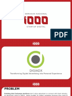 Digiadx 20161014 #1000startupdigital
