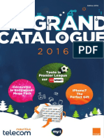 Le Grand Catalogue 2016
