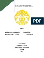 KWN Nasionalisme Indonesia