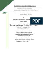 Electromagnetismo. Unidad 7. Zemansky